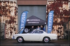 Hegarty Insurance are regular attendees, offering evaluation on classic cars.